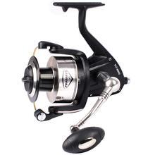 Metal Head Fishing Reel 5-axis Spinning Wheel Spool 4.0:1