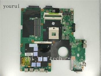 Yourui para ASUS X45VD X45V placa madre REV 3,0 procesador de placa base i3-2350M GT610M prueba todas las funciones
