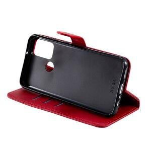 Image 4 - De lujo de cuero PU Flip teléfono caso Huawei Honor 9A 9X 8A 7A 20I 10I 10 Lite magnético cartera caso cubierta Coque