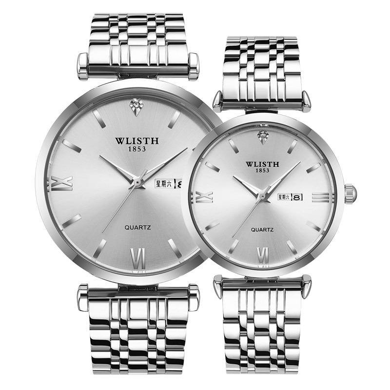 Fashion Top Brand Wlisth Watch Women Watches Luxury Famous Ladies Wristwatch Rose Gold Female Clock Reloj Mujer Relogio Feminino