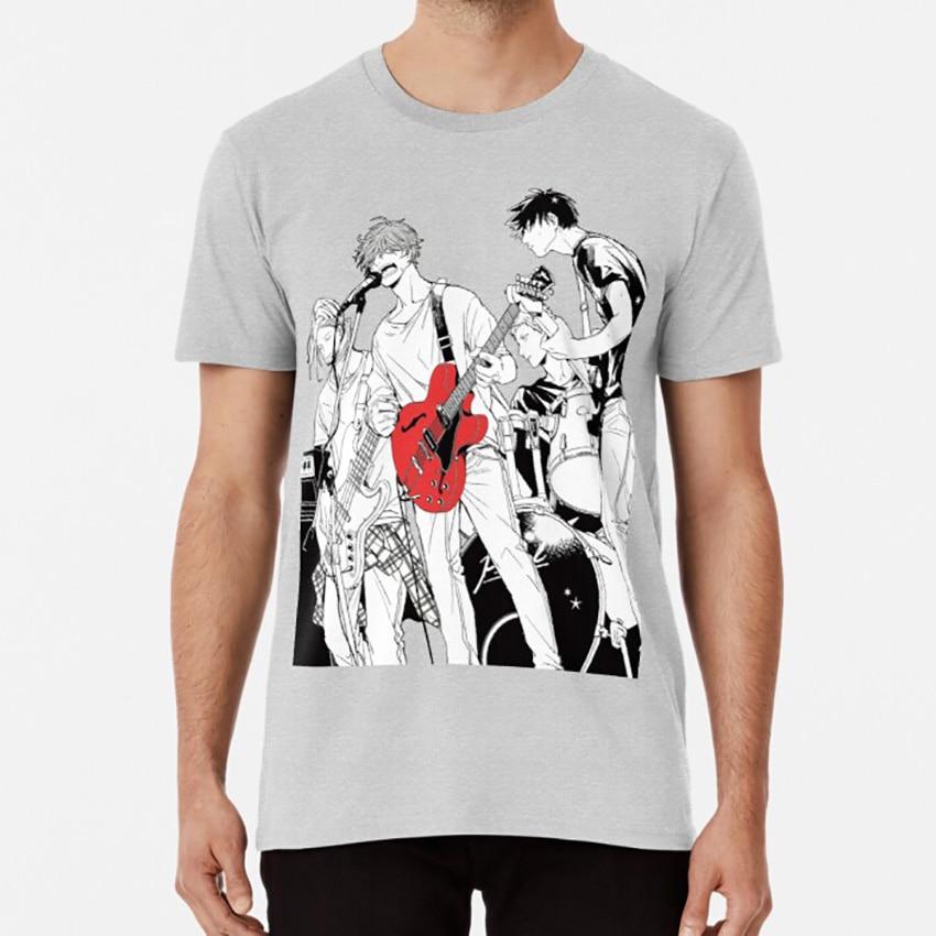 Given T Shirt Anime Sleeve Yaoi Bl Given Given Yaoi Given Anime Given Manga Music Mafuyu