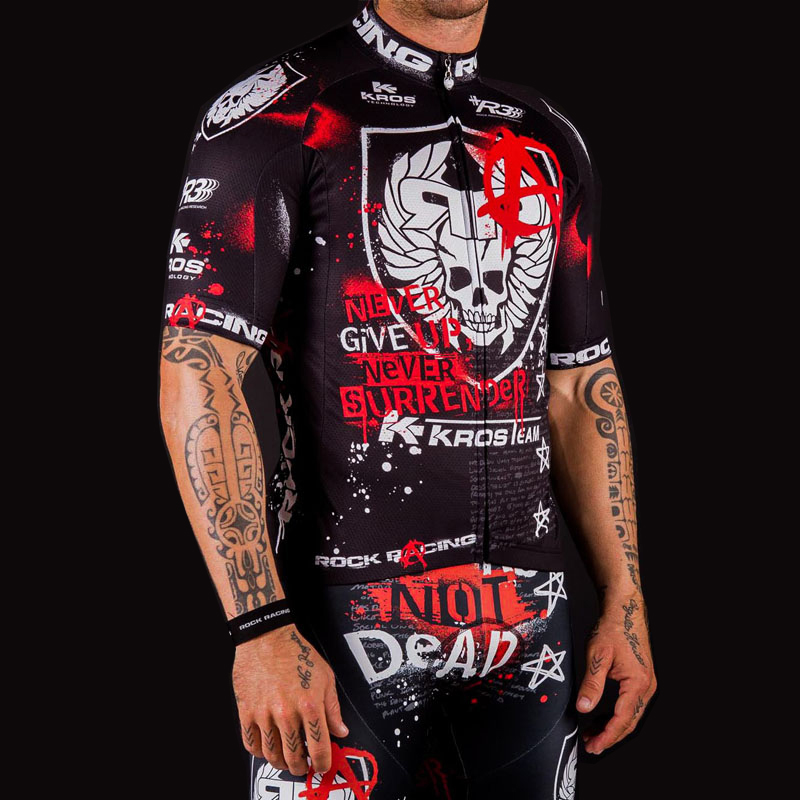 Men Team Outdoor Bike Riding Race Jersey /& Pants Kits Wear Maillot Short Sleeve