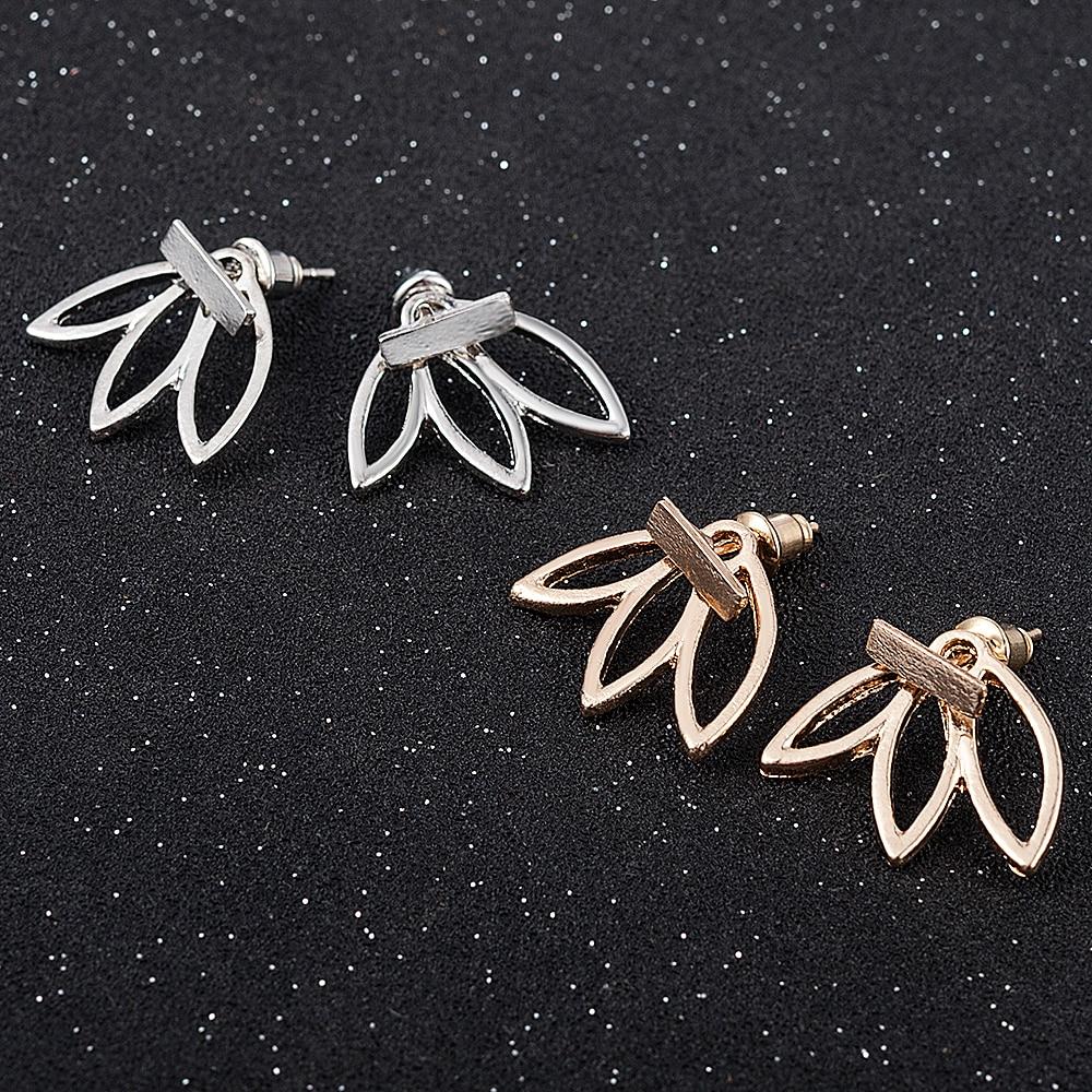 CC9E Rhinestone Ear Stud Stud Earrings Zircon Wedding Jewelry Elegant Fashion