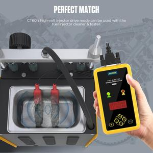 Image 4 - AUTOOL CT60 Auto Fuel Injector Tester, Fuel Injector Flush Tester  Automotive Goods CT150 CT200 12V Pulse Pressure Boost Tester