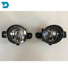 цена на FREE H11 BULBS HALOGEN FOG LAMP FOR TIIDA FOR livina FOR X-TRAIL FOR SYLPHY 12V 55W FOG LAMP FRONT FOG LIGHTS WITH BULB
