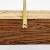 """Mosaik Pin Nieten durchmesser (1/4 """") х90mm messing rohr messer griffe schraube bar"""