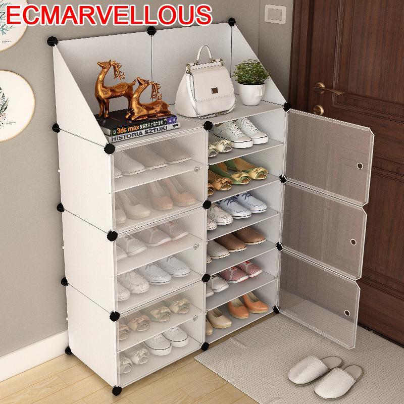 De Zapato Home Zapatero Organizador font b Closet b font Cabinet Gabinete Porta Scarpe Meuble Chaussure