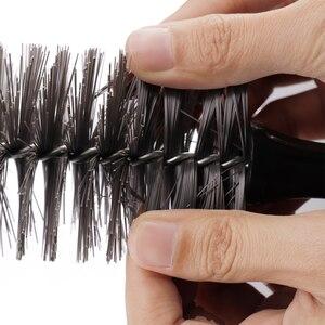 Image 5 - SPTA – brosse de nettoyage de pneus, outils de lavage de voiture, poignée en plastique, moyeu de roue