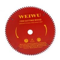 300mm 12 Inch  Circular Saw Blade Carbide Tipped Wood Cutting for cutting wood aluminum brush and shrubs 40/60/80Teeth