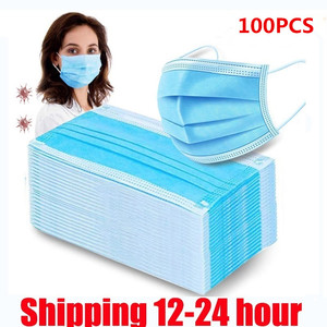 Хирургическая маска противозагрязняющая маска одноразовые медицинские маски одноразовые маски для лица и рта пыленепроницаемые в наличии...