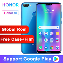 Original Honor 9i 9N 4GB 64GB Android 8.0 Octa Core Mobile Phone