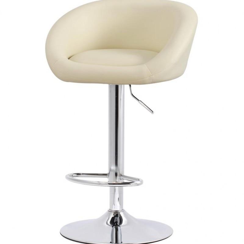 European Style High Bar Chair Fashion Bar Chair Lift Front Desk Bar Stool Cash High Foot Lift High Stool