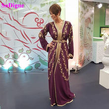 Свадебное платье для выпускного вечера с золотистыми кружевными