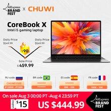 Laptop CHUWI CoreBook X, 14″ 2K Screen, Intel Core i5-8259U, Iris Plus Graphics 655, 8GB RAM, 512GB SSD, Windows 10 Computer