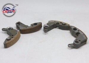 Image 3 - 5PCS a Set Clutch Pads with spring  For CFMOTO CF MOTO 500 500CC 600 ATV UTV  SSV 0180 054200