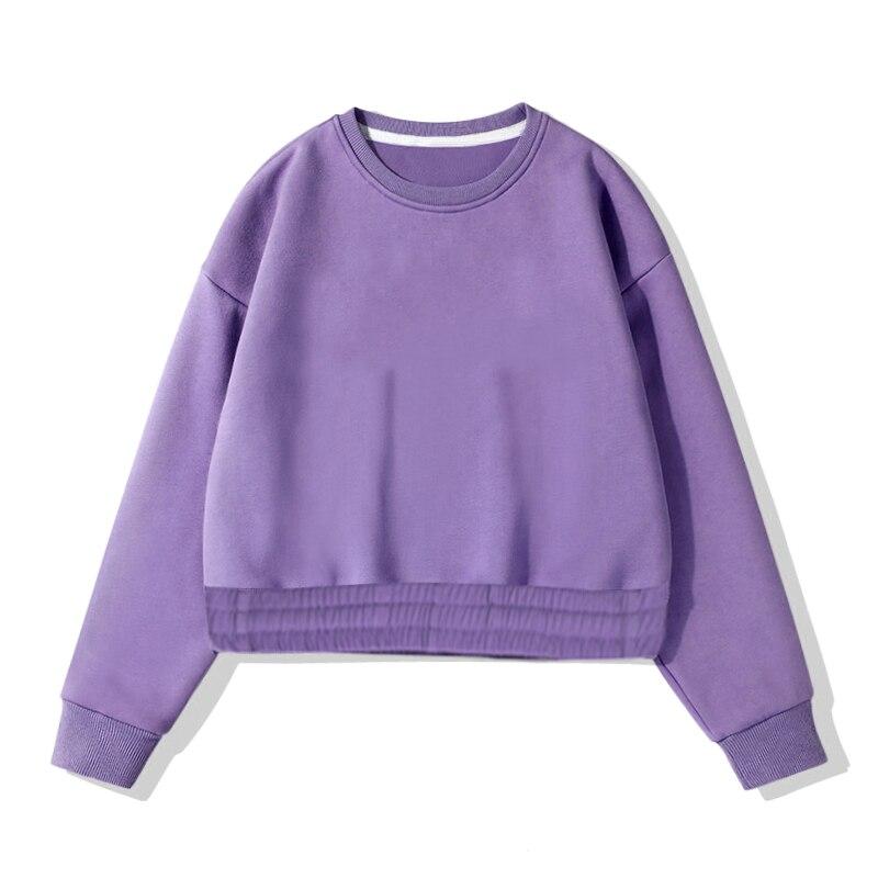 Sweatshirt 2-Purple