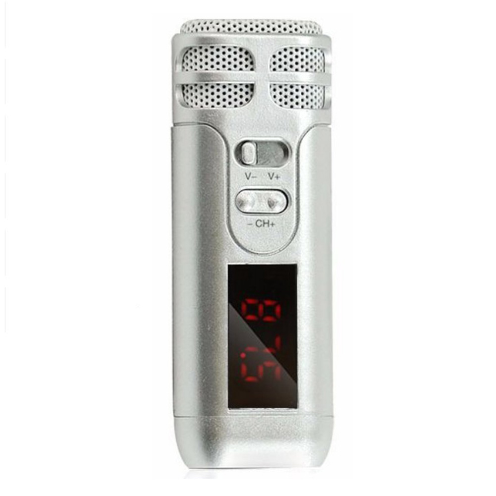Handheld Mini Teacher Portable For Presentations Microphone Guide Wireless Transmission Coaches Loudspeaker USB Voice Amplifier