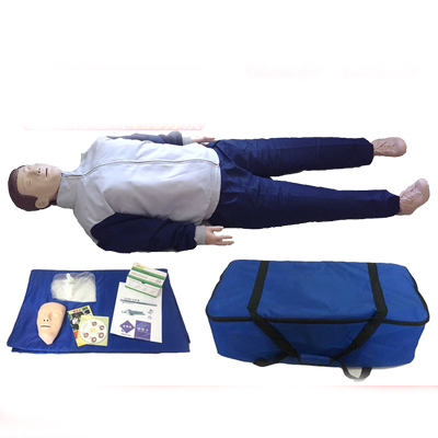 Cardiopulmonary Resuscitation Simulator Artificial Respiration First Aid CPR Pressing  Teaching Training Model
