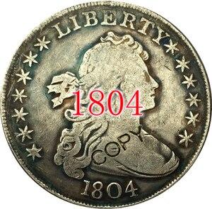 USA 1804 Draped Bust Dollar Copy Coins(China)