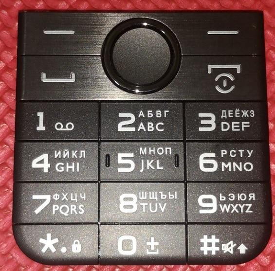 Original PHIXFTOP keypads for Philips E580 Cellphone,ker button for Xenium CTE580 Mobile Phone,Russian alphabet