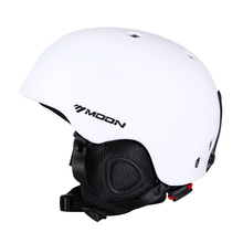 Warm Protective Skiing Helmet Shockproof Outdoor Sports Hard Air Vent Breathable Comfortable Adjustable Strap Cycling Safety