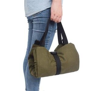 Image 2 - Car Multi functional  Backseat Storage Bag Multi pocket Car Organizer Car Storage Hanging Bag Universal Auto Seat Organizer