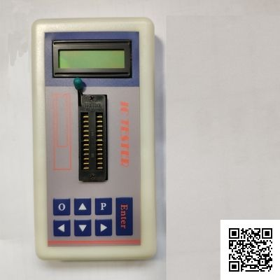 Integrated Circuit Tester, IC Tester, Transistor Tester, Non Line Maintenance Tester