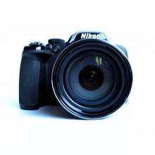 USED Nikon COOLPIX P530 16.1 MP CMOS Digital Camera with 42x Zoom NIKKOR Lens an