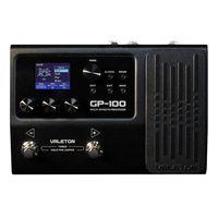 Valeton-Pedal de procesador de efectos múltiples para guitarra, instrumento musical con 140 efectos integrados, Looper, IR, USB OTG, multilenguaje, GP-100 Peda