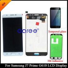 LCD Screen Original Für Samsung J7 Prime G610 LCD Für Samsung J7 Prime G610F Display LCD Bildschirm Touch Digitizer Montage