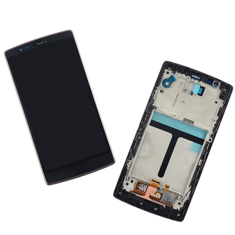 Black LCD Screen Mobile Phone and Digitizer Full Assembly for Asus Variantes T101HA Color : Black