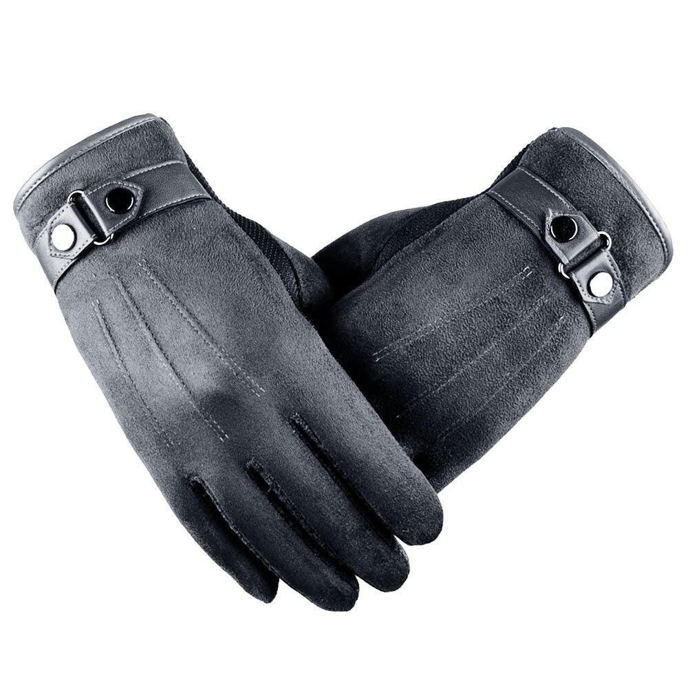 Men Gloves Warm Snowboard Mittens Touch Screen Ski Gloves Snowmobile Motor Winter Skiing Waterproof Thermal Snow Glove #L20