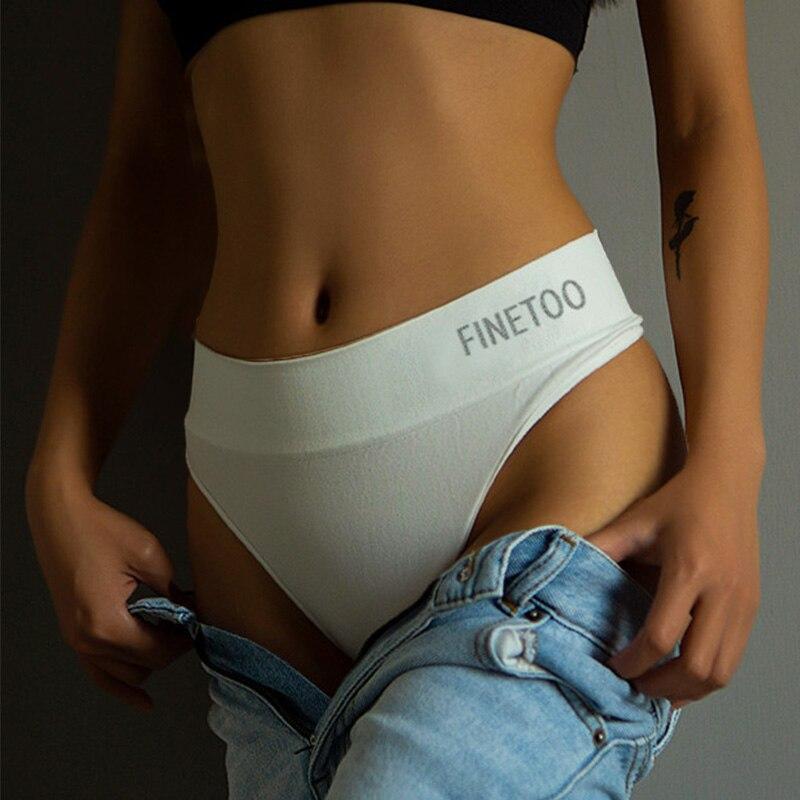 M-2XL Bodyshaper Panties Women Underwear Cotton Panties Female Lingerie Sexy G-string Underpants Solid Color Pantys Body Slim