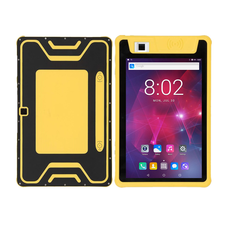 10.1 Inch 4G LTE Phone Call MTk6737 2G+16G Industrial IP66 Waterproof Rugged Tablet PC Phone Android 7.0