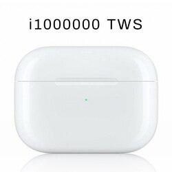 I1000000 TWS беспроводные стерео наушники Bluetooth 5,0 с функцией шумоподавления Airpodering Pro с сенсорным управлением, спортивные наушники, гарнитура