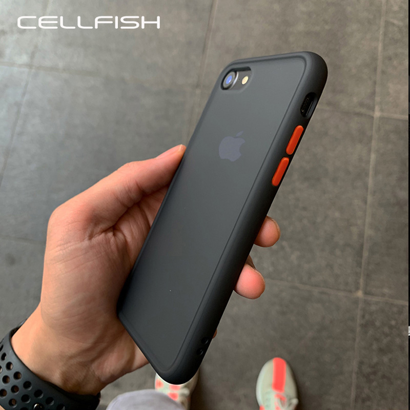 Luxury Shockproof Silicone Case for Apple iPhone 11 Pro 11Pro XS Max XR Back Cover for iPhone 7 8 Plus 7Plus 8Plus iPhoneX Coque