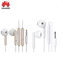 Original Huawei Honor AM115 AM116 Earphone with 3.5mm in Ear Earbuds Headset Wired Control for Huawei P10 P9 P8 Honor 8 phone