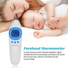 Forehead Digital Infrared Non-Contact Adult Kid Handheld Convenient High-Precision