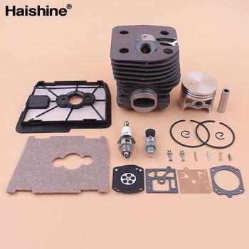 46mm Cylinder Piston Kit For Stihl FS550 FS420 FS420L FS550L Air Filter Cover Base Carburetor Repair Kit Trimmer