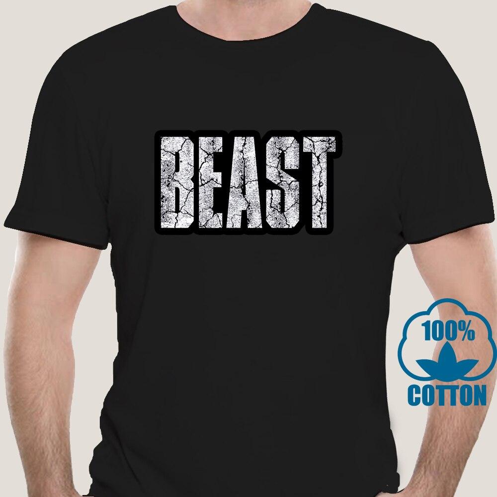 0104K Beast gömlek spor modu egzersiz ağırlık kaldırma vücut geliştirme
