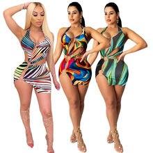 Adogirl verão oco para fora vestido sexy sem costas feminino multicolorido festa à noite clube beach wear magro mini vestidos