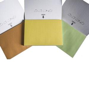 Image 4 - Baohong 아티스트 수채화 용지 300g/m2 전문 면화 전송 물 컬러 휴대용 여행 스케치북 드로잉 아트 용품
