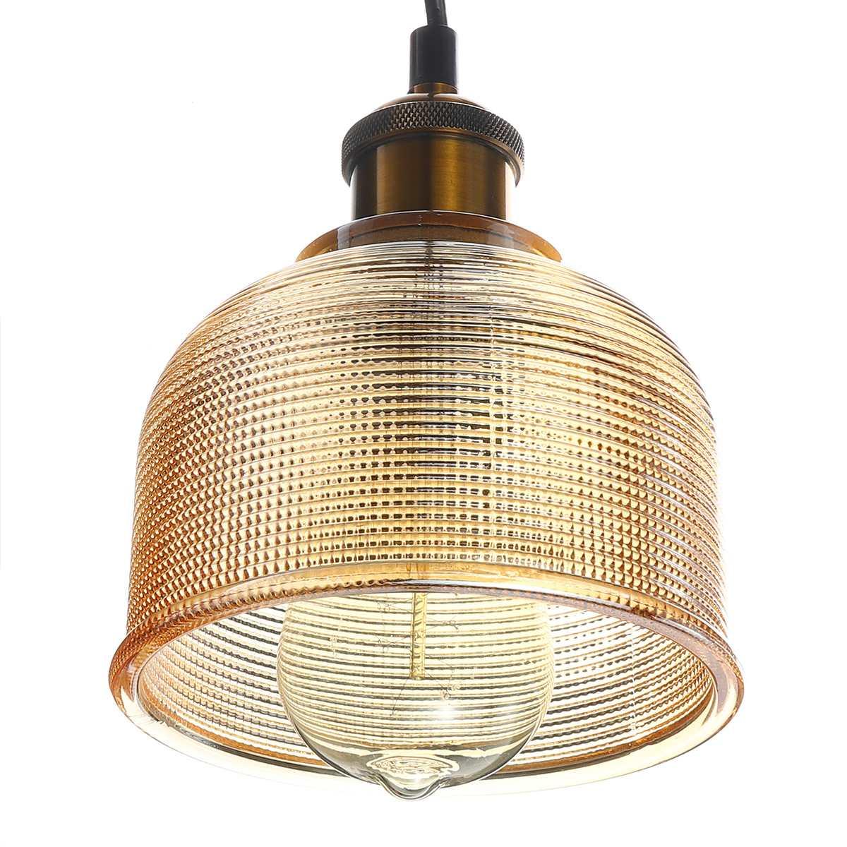 industrial estilo loft lampada de vidro estilo loft luz parede 05
