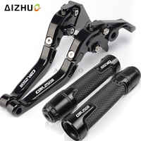 Motorcycle Accessories Brake Clutch Levers Handle Grips CBR250R For HONDA CBR 250 R CBR 250R 2011 2012 2013 Brake Levers