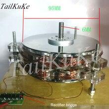 Бессердечный генератор дисков, ветрогенератор, ручной генератор, бесщеточный двигатель, дисковый двигатель