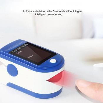 2020 nowy szpital rodzina przenośny palca pulsoksymetr tętno krwi tlen serca monitory zdrowia OLED cyfrowy pulsoksymetr tanie i dobre opinie ACEHE CN (pochodzenie) Finger Pulse Oxymeter ABS+OLED blue 9 3*5 7*5 2cm 30-240BPM
