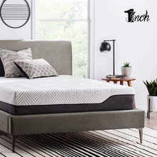 1inchome 10 12 inch Memory Foam Mattress Medium Firm for Full Queen King Bed 3D High Rebound Memory Foam Mattress in bed room