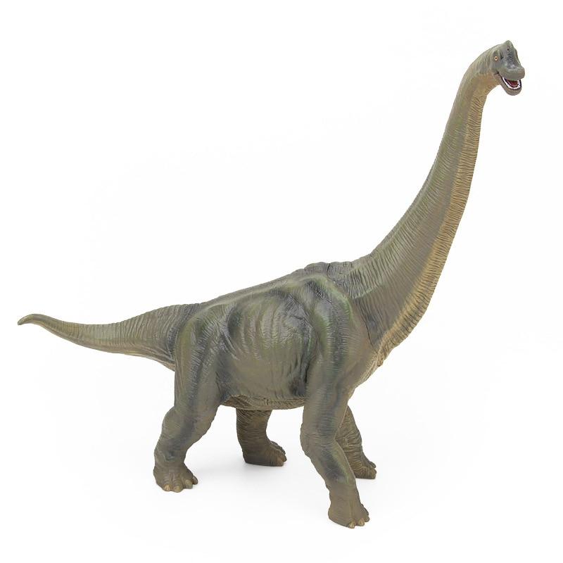 Realista Brachiosaurus dinossauro modelos Brinquedos E Hobbies Brinquedos Figuras de Ação
