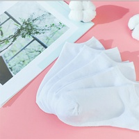 Ventilation Baby Cotton Kid Color plain White Anti skid Soft Infant 5 12year Summer Leg Warmer Christmas Gift Neutral train Hose