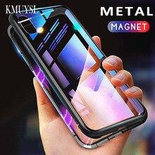 Magnetic Metal Case For Xiaomi Redmi